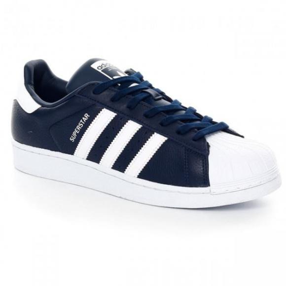 adidas superstar mens navy blue Shop